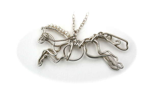 Horse with Pearls, $$0.0000