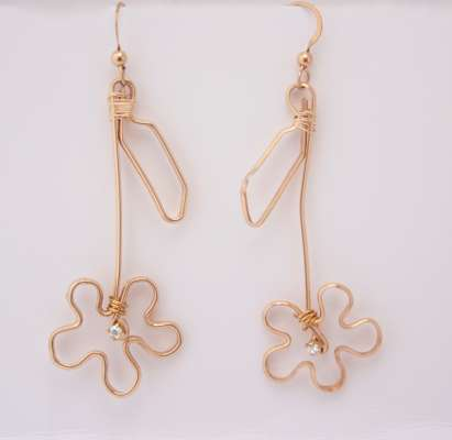 Flowers with Single Leaf, $$70.0000